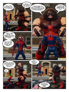The Amazing Spider-Man - Twas the Fight Before Christmas - page 08