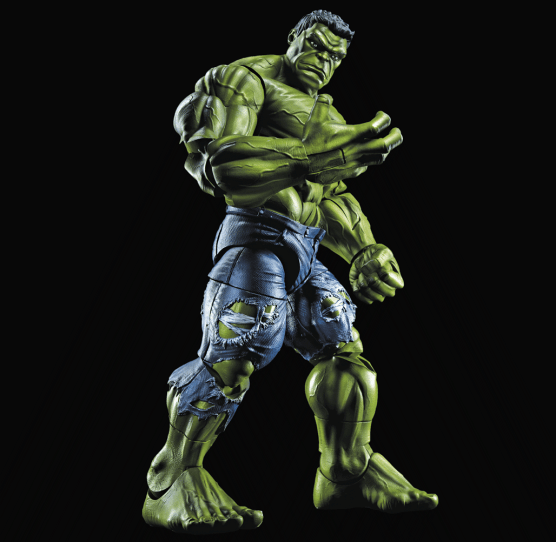 MARVEL LEGENDS SERIES 14.5-INCH HULK - 1