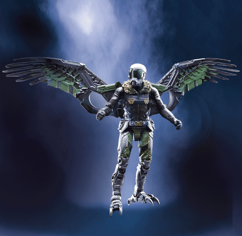 MARVEL LEGENDS SERIES 3.75-INCH SPIDER-MAN HOMECOMING - VULTURE