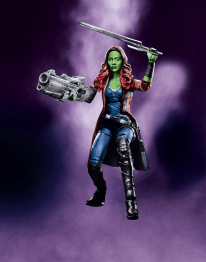 MARVEL LEGENDS SERIES 6-INCH GUARDIANS OF THE GALAXY W2 - GAMORA