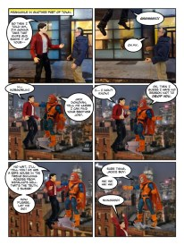 The Amazing Spider-Man - The Disc - page 18