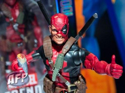 Toy Fair 2017 Marvel Legends 12-Inch Deadpool (3 of 5)