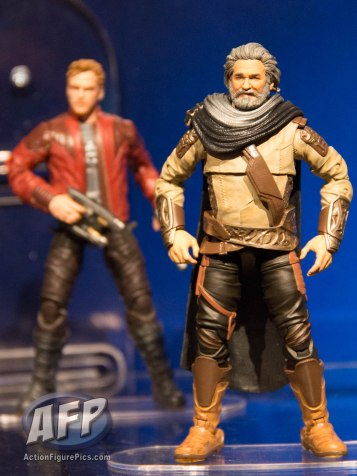 Toy Fair 2017 Marvel Legends Guardians of the Galaxy Ego Star-Lord 2-pack (2 of 8)