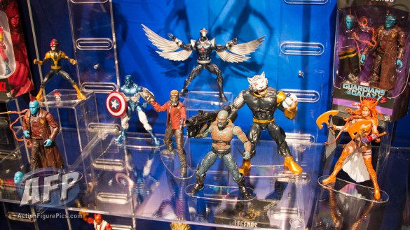 Toy Fair 2017 Marvel Legends Guardians of the Galaxy wave 1 (1 of 7)