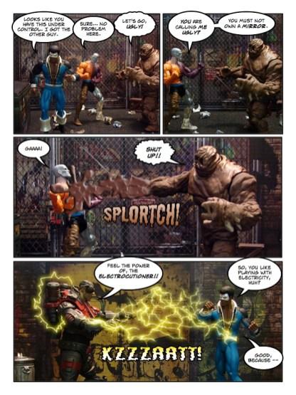 Batman - Outsiders - page 14