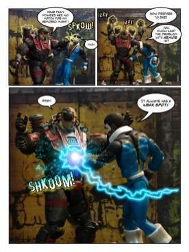 Batman - Outsiders - page 21