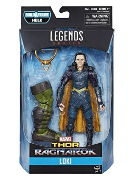 MARVEL THOR RAGNAROK LEGENDS SERIES 6-INCH Figure Assortment - Loki (in pkg)