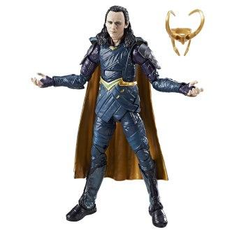MARVEL THOR RAGNAROK LEGENDS SERIES 6-INCH Figure Assortment - Loki (oop-1)