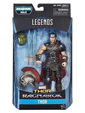 MARVEL THOR RAGNAROK LEGENDS SERIES 6-INCH Figure Assortment - Thor (in pkg)