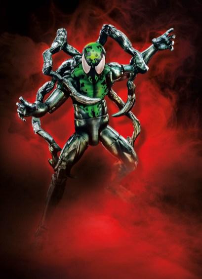 Marvel Spider-Man Legends Series 6-inch Lasher
