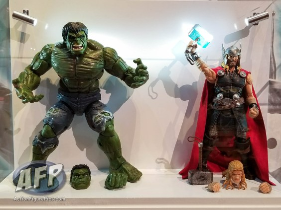 SDCC 2017 - Hasbro - Marvel Legends 12-Inch (1 of 9)