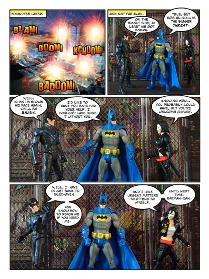 Batman and Superman - World's Finest - Page 35
