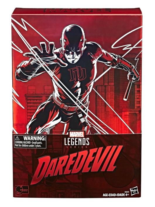 Marvel Legends Series 12-Inch Daredevil Figure - pkg