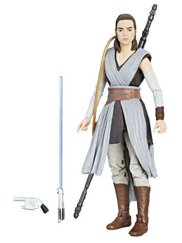 STAR WARS THE BLACK SERIES 6-INCH Figure Assortment (Rey)