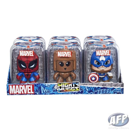 MARVEL MIGHTY MUGGS Figure Assortment Pack (1)