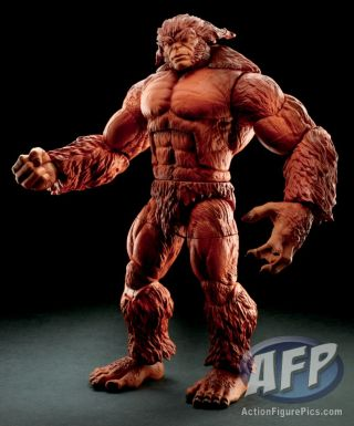 Marvel Deadpool Legends Series 6-inch (Sasquatch) - Build A Figure