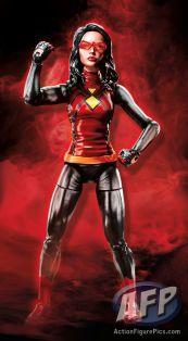 Marvel Legends 6-Inch Figure (Spider-Woman)