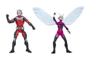 Ant-Man and Stinger - oop