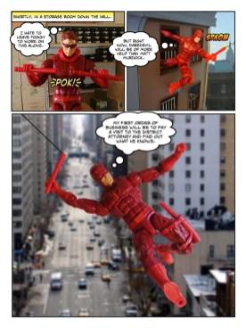 Daredevil - The Wakanda Conspiracy - page 06
