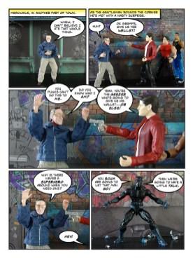 Daredevil - The Wakanda Conspiracy - page 07