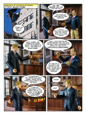 Daredevil - The Wakanda Conspiracy - page 08
