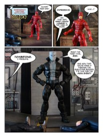 Daredevil - The Wakanda Conspiracy - page 17