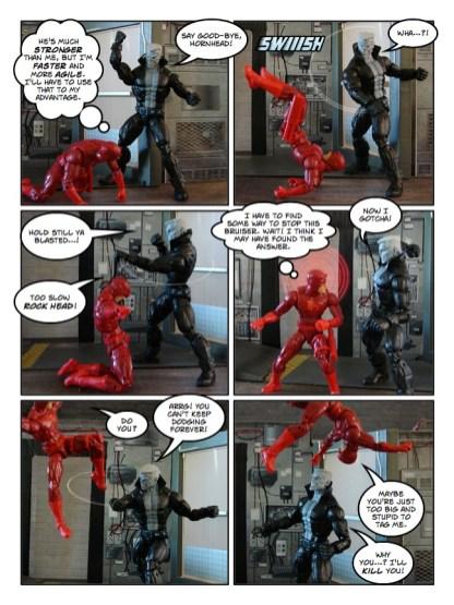 Daredevil - The Wakanda Conspiracy - page 23