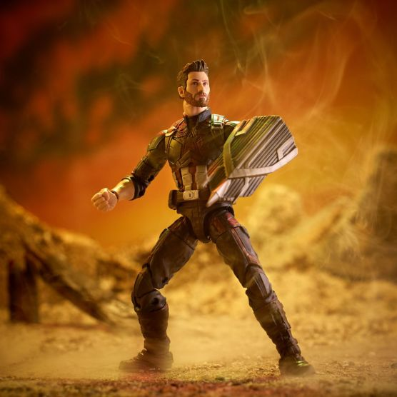 Hasbro Marvel Legends Avengers Infinity War wave 1 - Captain America