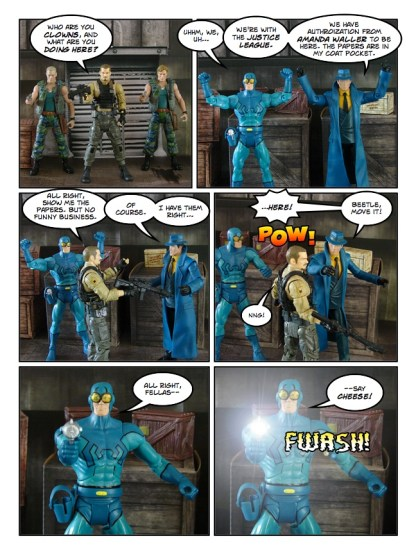 Justice League - Action Heroes - page 14
