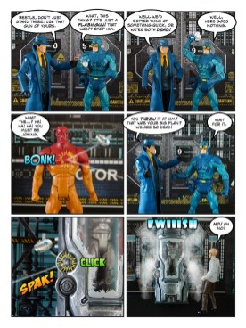 Justice League - Action Heroes - page 20