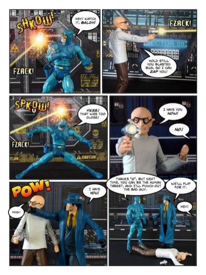 Justice League - Action Heroes - page 26