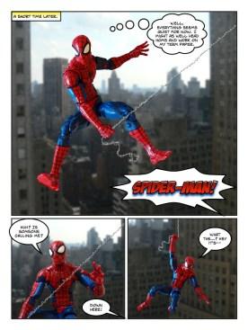 Daredevil - King's Ransom - page 19