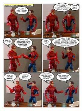 Daredevil - King's Ransom - page 21
