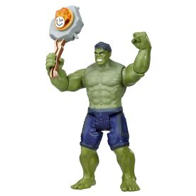 MARVEL AVENGERS INFINITY WAR 6-INCH DELUXE Figure Assortment (Hulk) - oop