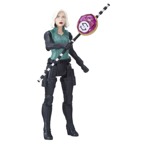MARVEL AVENGERS INFINITY WAR 6-INCH Figure Assortment (Black Widow) - oop
