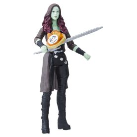 MARVEL AVENGERS INFINITY WAR 6-INCH Figure Assortment (Gamora) - oop