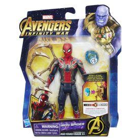MARVEL AVENGERS INFINITY WAR 6-INCH Figure Assortment (Iron Spider) - in pkg