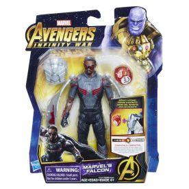 MARVEL AVENGERS INFINITY WAR 6-INCH Figure Assortment (Marvel's Falcon) - in pkg