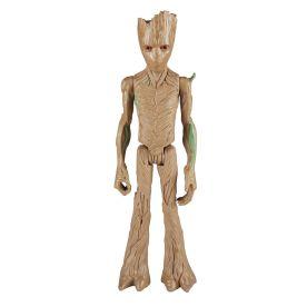 MARVEL AVENGERS INFINITY WAR TITAN HERO 12-INCH Figures (Groot) - oop1
