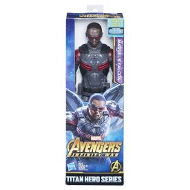 MARVEL AVENGERS INFINITY WAR TITAN HERO 12-INCH Figures (Marvel's Falcon) - in pkg