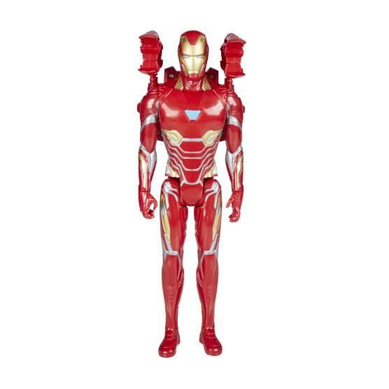 MARVEL AVENGERS INFINITY WAR TITAN HERO 12-INCH POWER FX Figures (Iron Man) - oop1
