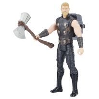 MARVEL AVENGERS INFINITY WAR TITAN HERO 12-INCH POWER FX Figures (Thor) - oop