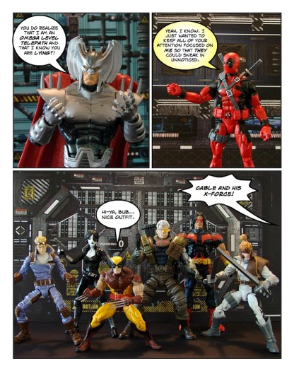 X-Force - Help Wanted - page 13