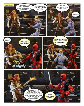 X-Force - Help Wanted - page 19