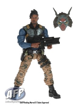 MARVEL BLACK PANTHER LEGENDS SERIES 6-INCH Figure Assortment - Erik Killmonger