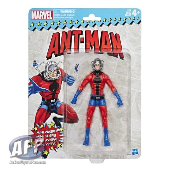 MARVEL VINTAGE ASSORTMENT WAVE 2 - Ant-Man in pck