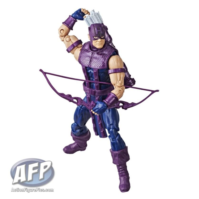 MARVEL VINTAGE WAVE 2 Figure (Hawkeye) - oop