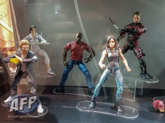 Marvel Legends SDCC Exclusive Defenders (1 of 6)