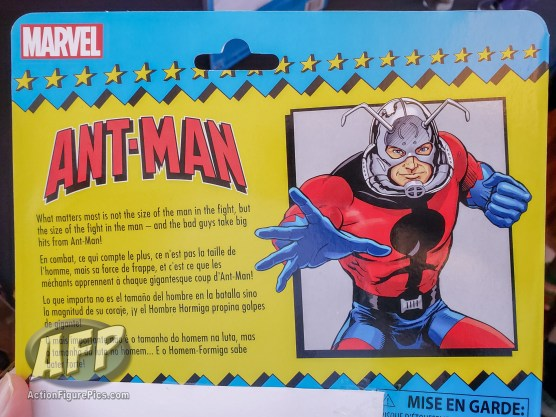 Marvel Legends Vintage Ant-Man and the Wasp (5 of 6)