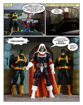 The Amazing Spider-Man (and Deadpool) - The Spider and the Merc - page 07